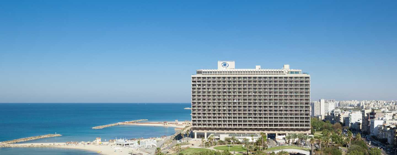Hotel Hilton Tel Aviv, Israele - Esterno