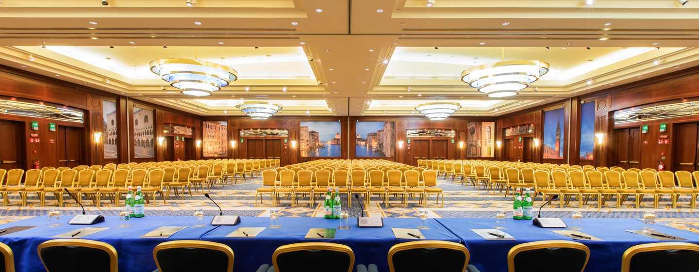 Hotel Hilton Molino Stucky Venice, Italia - Centro congressi