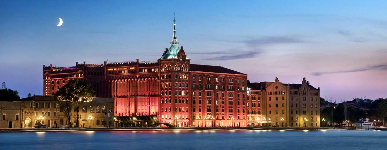 Hotel Hilton Molino Stucky Venice, Italia - Esterno