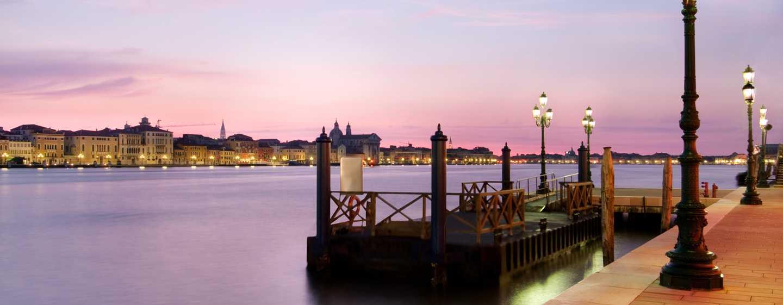 Hotel Hilton Molino Stucky Venice, Italia - Servizio navetta su acqua