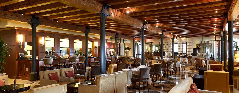 Hotel Hilton Molino Stucky Venice, Italia - Rialto Lobby Bar & Lounge