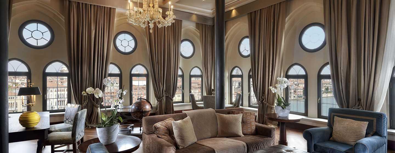 Hotel Hilton Molino Stucky Venice, Italia - Suite Presidential