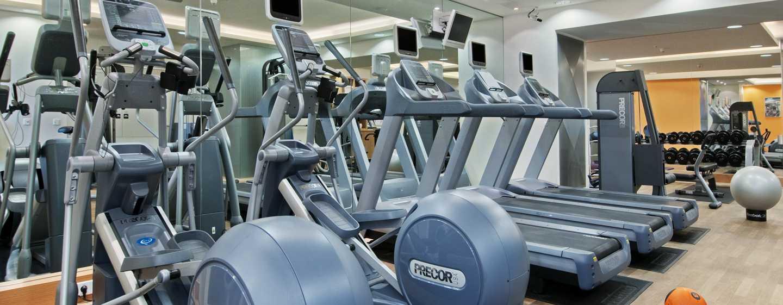 Hotel Hilton Vienna, Vienna, Austria - Fitness center