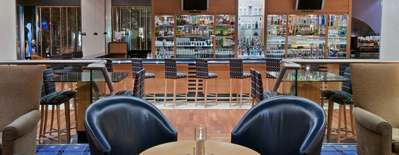 Hotel Hilton Vienna, Vienna, Austria - Lobby Lounge & Bar