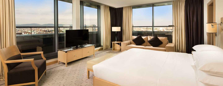 Hotel Hilton Vienna, Vienna, Austria - Suite Presidential