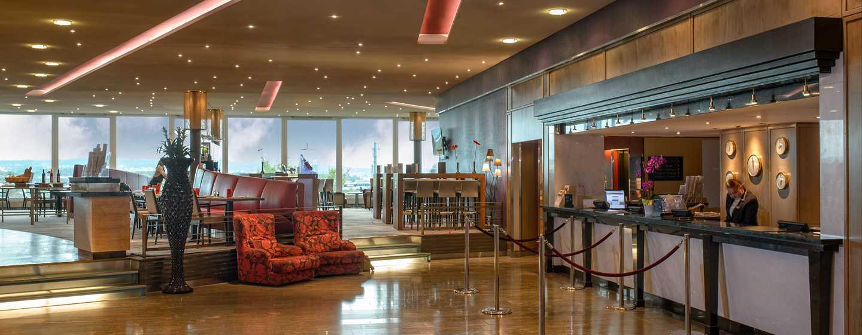 Hilton Zurich Airport, Svizzera - Lobby