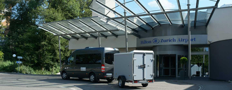 Hilton Zurich Airport, Svizzera - Navetta