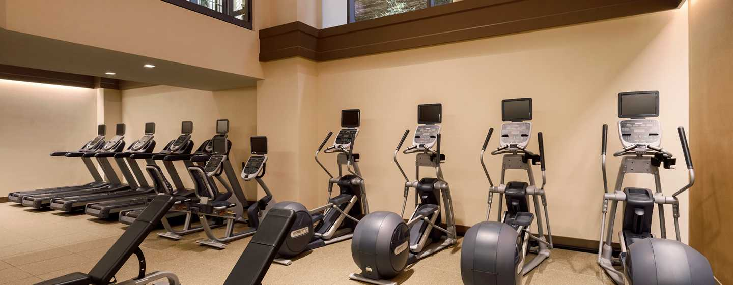 Hotel Homewood Suites by Hilton New York/Midtown Manhattan Times Square-South, NY, Stati Uniti - Fitness Center