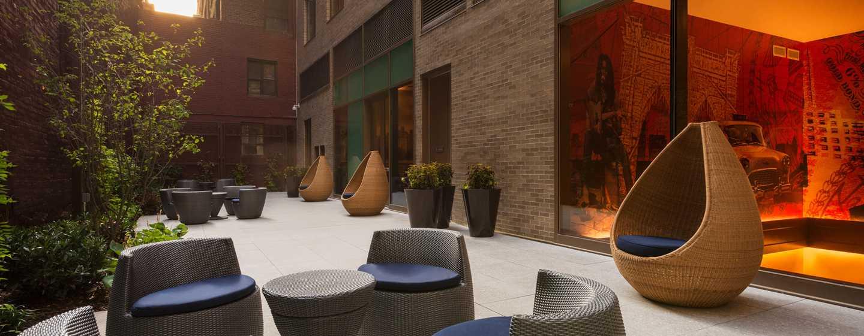 Hotel Homewood Suites by Hilton New York/Midtown Manhattan Times Square-South, NY, Stati Uniti - Spazio per eventi all'aperto sul tetto