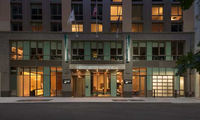 Hotel Homewood Suites by Hilton New York/Midtown Manhattan Times Square-South, New York - Esterno