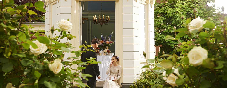Hotel Waldorf Astoria Amsterdam, Paesi Bassi - Matrimoni