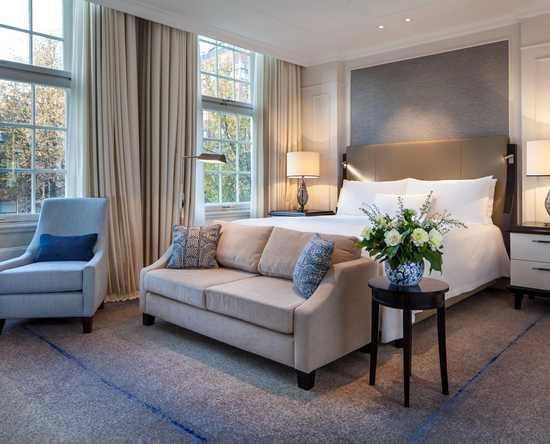 Lussuose camere e suite d\'hotel - Hotel Waldorf Astoria Amsterdam
