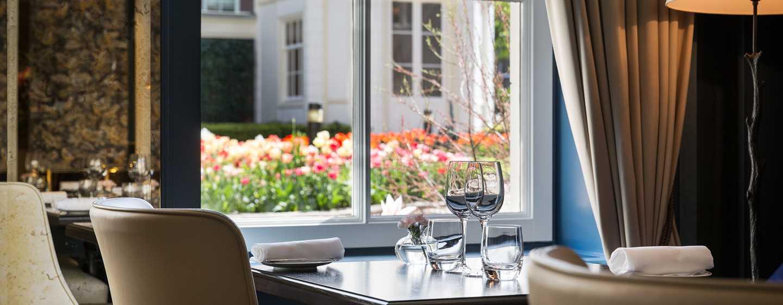 Hotel Waldorf Astoria Amsterdam - Goldfinch Brasserie
