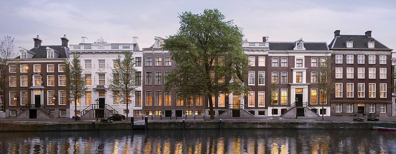 Waldorf astoria amsterdam hotel di lusso a cinque stelle for Tassa di soggiorno amsterdam