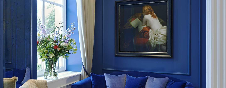 Waldorf Astoria Amsterdam - Ristorazione di lusso