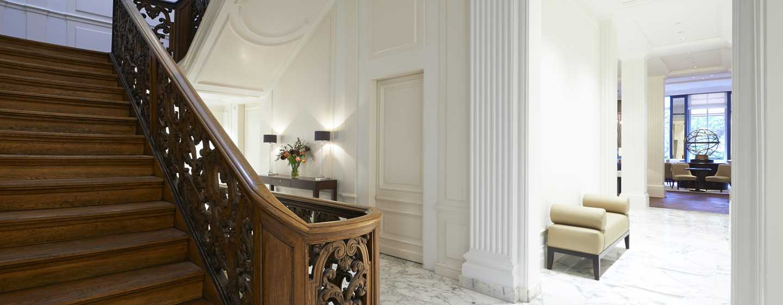 Hotel Waldorf Astoria Amsterdam - Grande scalinata