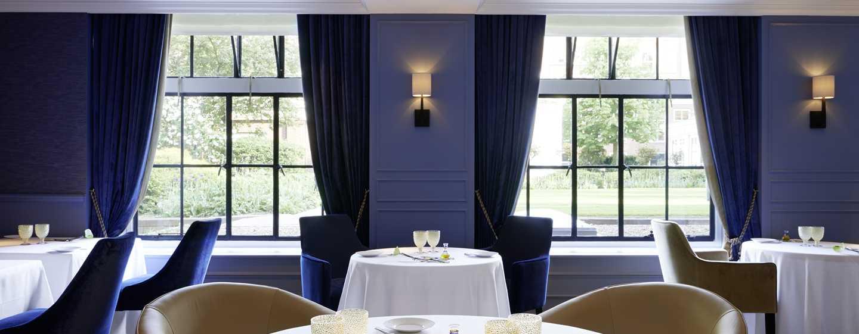 Hotel Waldorf Astoria Amsterdam - Ristorazione raffinata
