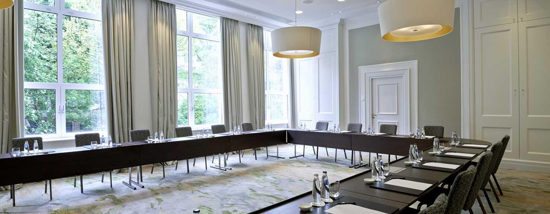 Hotel Waldorf Astoria Amsterdam - Ampia sala assemblee