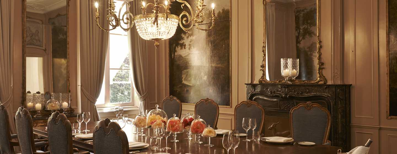 Waldorf Astoria Amsterdam - Sala da pranzo