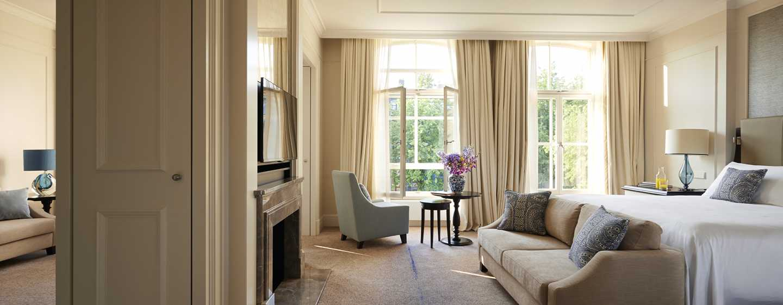 Hotel Waldorf Astoria Amsterdam - Suite spaziosa