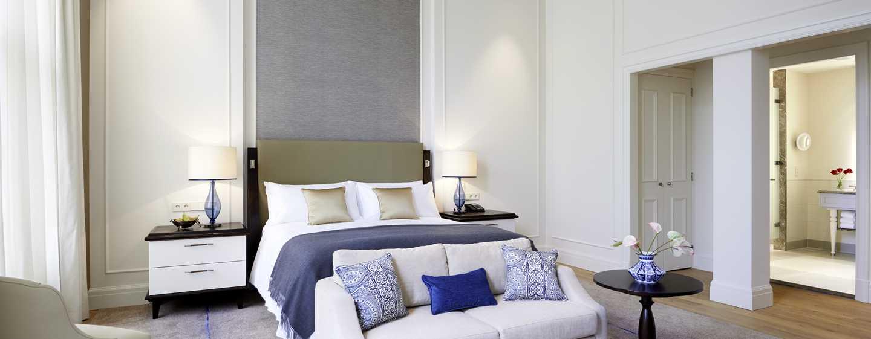 Hotel Waldorf Astoria Amsterdam - Suite con letto king size