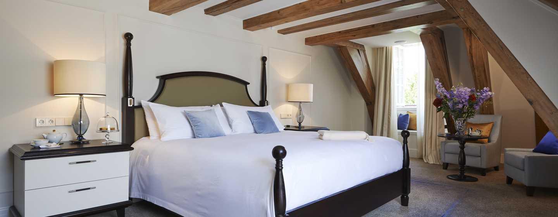 Hotel Waldorf Astoria Amsterdam - Interni della suite