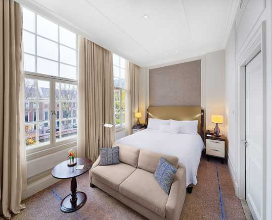 Hotel Waldorf Astoria Amsterdam, Paesi Bassi - SUITE BACKER