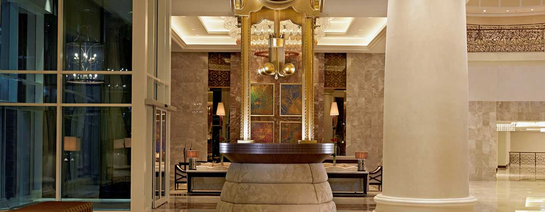Hotel di lusso a Dubai - Waldorf Astoria Dubai Palm ...