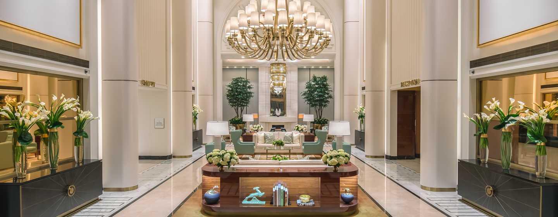 Waldorf Astoria Beverly Hills, California, Stati Uniti - Lobby dell'hotel