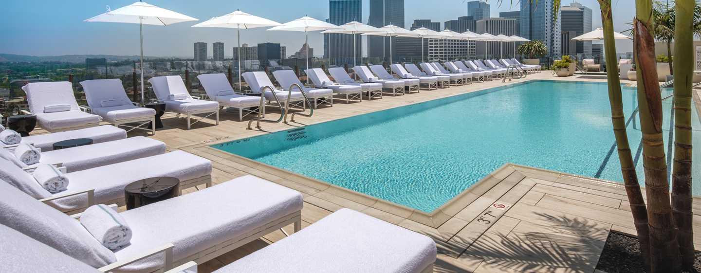 Waldorf Astoria Beverly Hills, California, Stati Uniti - Piscina