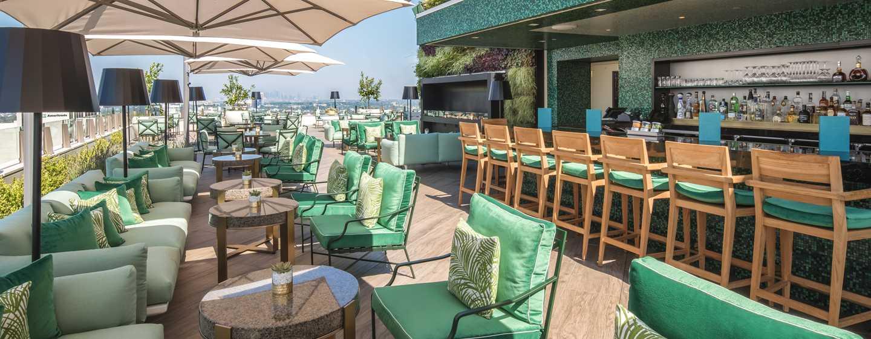 Waldorf Astoria Beverly Hills, California, Stati Uniti - Rooftop by JG