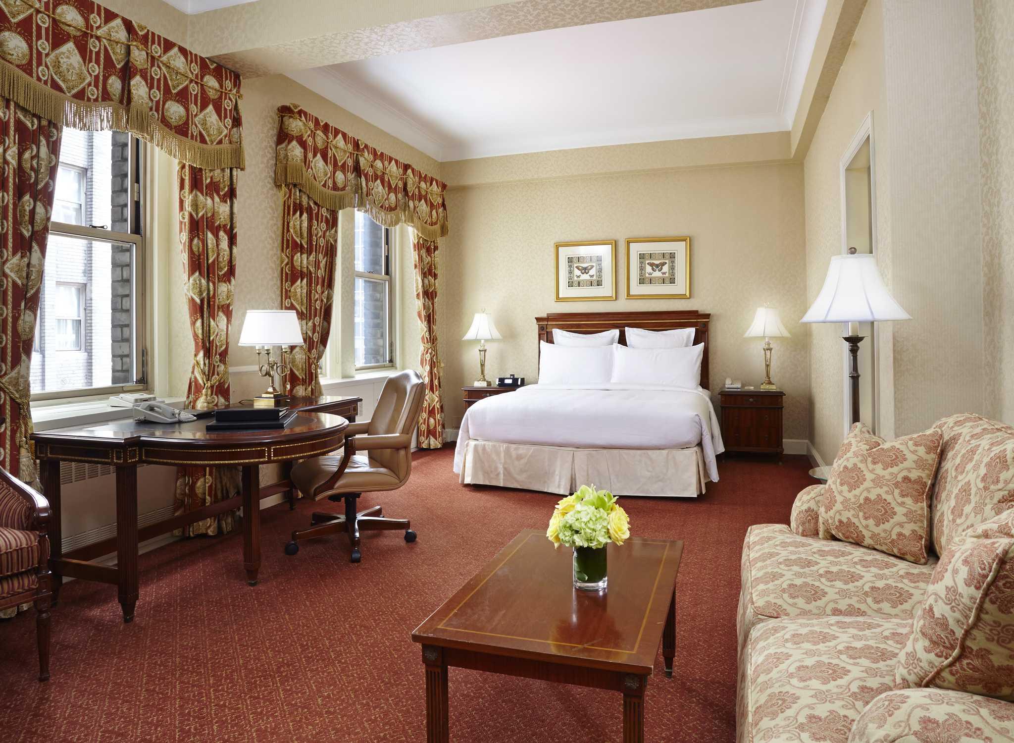 Waldorf Astoria New York Hotel Di Lusso A Cinque Stelle