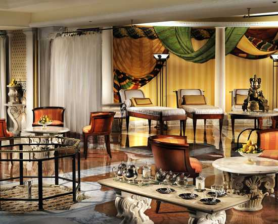 Rome Cavalieri, A Waldorf Astoria Resort, Italia - Grand Spa Café