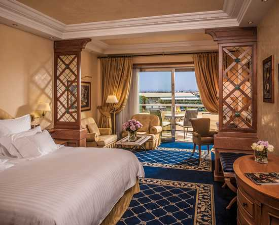 Rome Cavalieri, A Waldorf Astoria Resort, Italia - Camera Imperial con letto king size