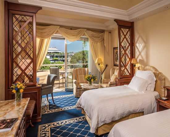 Camere E Suite Dhotel Di Lusso Waldorf Astoria Rome Cavalieri