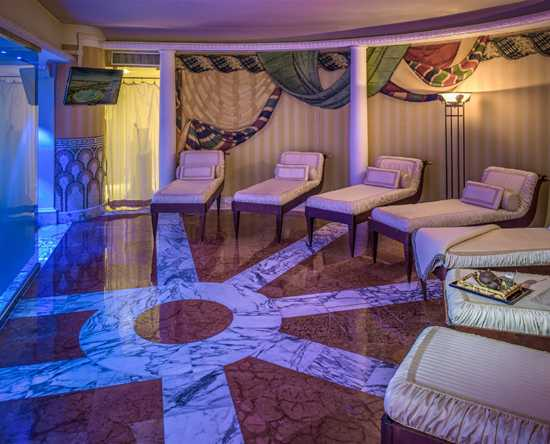 Rome Cavalieri, A Waldorf Astoria Resort, Italia - Grand Spa Club