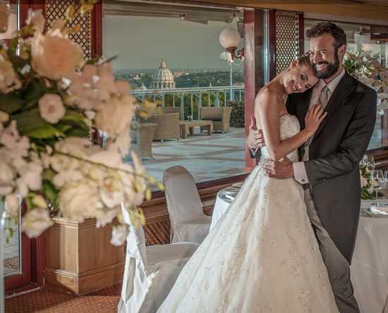Matrimoni di lusso a Roma - Waldorf Astoria Rome Cavalieri