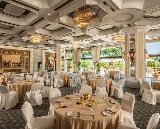 Rome Cavalieri, A Waldorf Astoria Resort, Italia - Meeting ed eventi