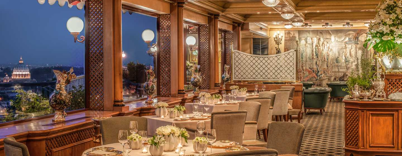 Rome Cavalieri, Waldorf Astoria Hotels & Resorts, Italia - Ristorante La Pergola