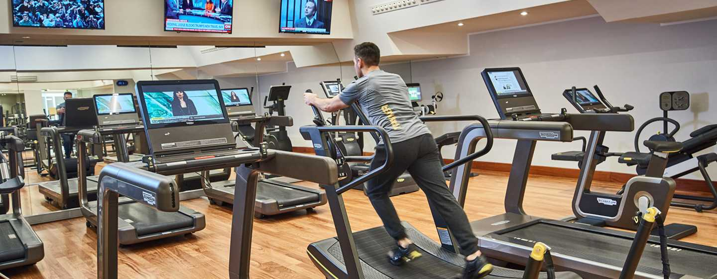 Rome Cavalieri, A Waldorf Astoria Resort, Italia - Palestra del fitness center