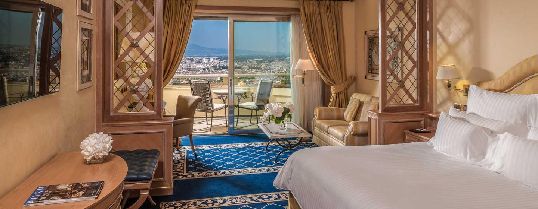 Rome Cavalieri, A Waldorf Astoria Resort, Italia - Camera Deluxe