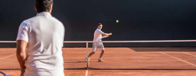 Rome Cavalieri, A Waldorf Astoria Resort, Italia - Campi da tennis