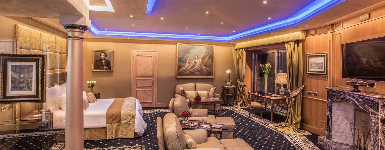 Rome Cavalieri, A Waldorf Astoria Resort, Italia - Ingresso della Vista Suite