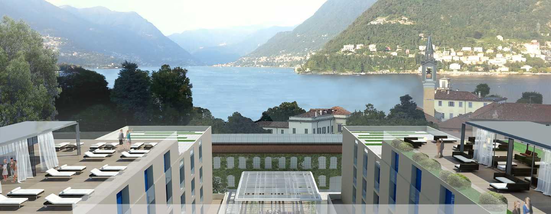Hilton hotels resorts viaggi golf shopping turismo for Design hotel como