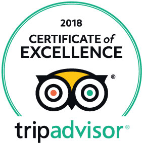 La Bagnaia Golf & Spa Resort Siena, Curio Collection by Hilton - Certificato di eccellenza TripAdvisor 2018