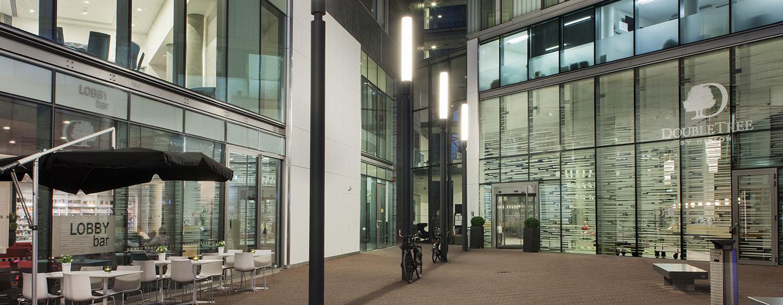 DoubleTree by Hilton Hotel Amsterdam Centraal Station, Paesi Bassi - Esterno dell'Hotel di notte