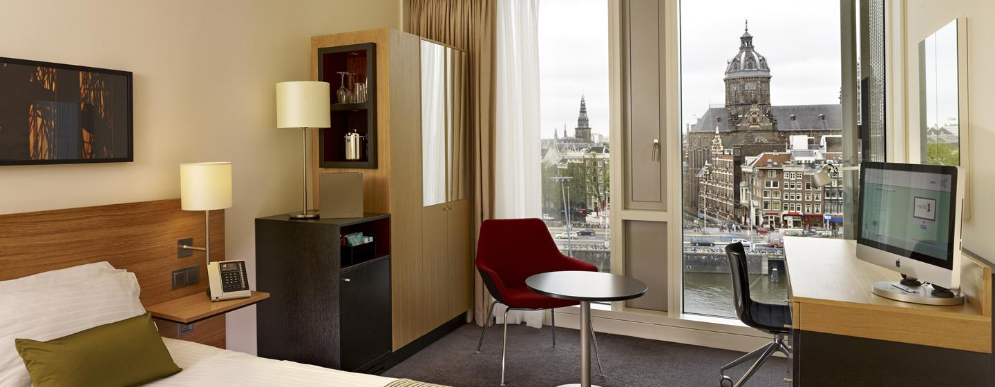 Doubletree By Hilton Hotel Amsterdam Centraal Station, Paesi Bassi - Camera Executive