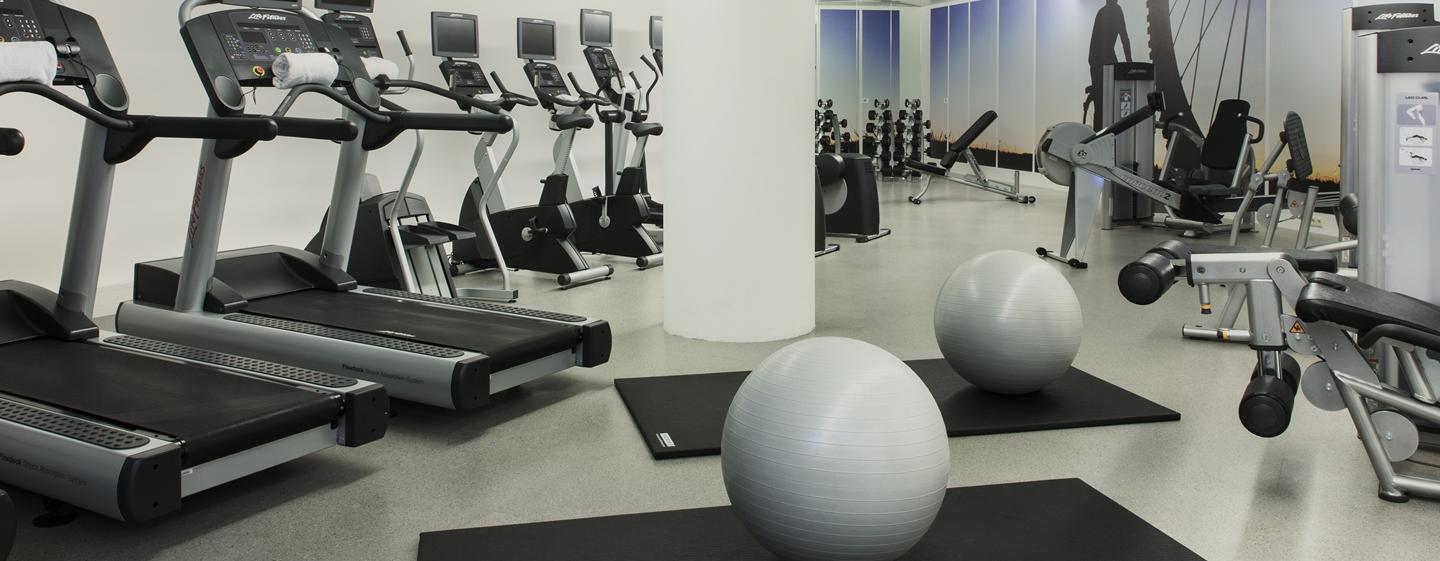 DoubleTree by Hilton Hotel Amsterdam Centraal Station, Paesi Bassi - Fitness Center