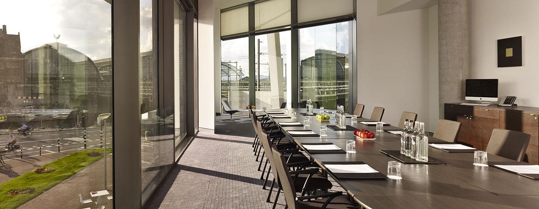 DoubleTree by Hilton Hotel Amsterdam Centraal Station, Paesi Bassi - Sala Meeting Leeds