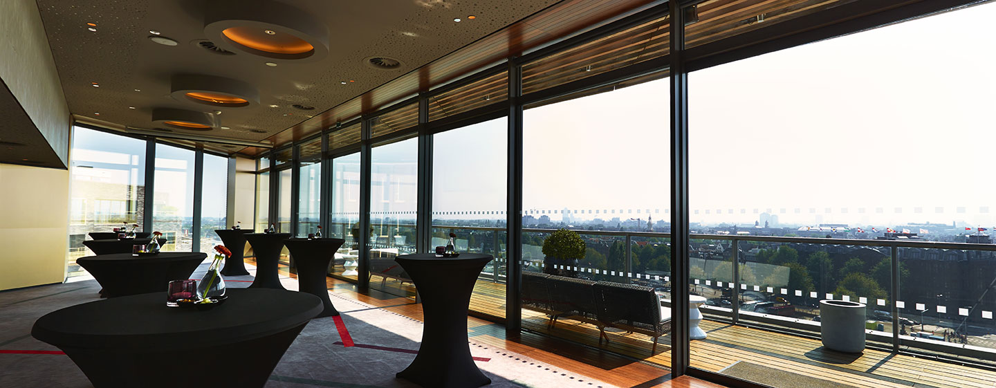 DoubleTree by Hilton Hotel Amsterdam Centraal Station, Paesi Bassi - Sky Lounge South